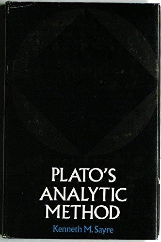 Plato's Analytic Method