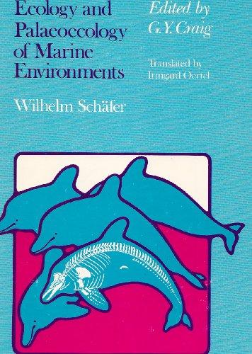 9780226735818: Ecology & Palaeoecology of Marine Environments