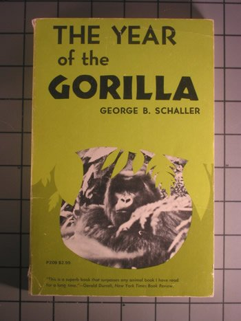 9780226736389: The Year of the Gorilla