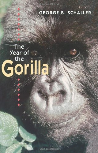 9780226736488: The Year of the Gorilla