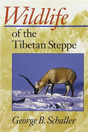 Wildlife of the Tibetan Steppe (0226736539) by George B. Schaller