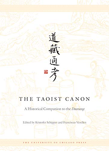 9780226738178: The Taoist Canon: A Historical Companion to the Daozang