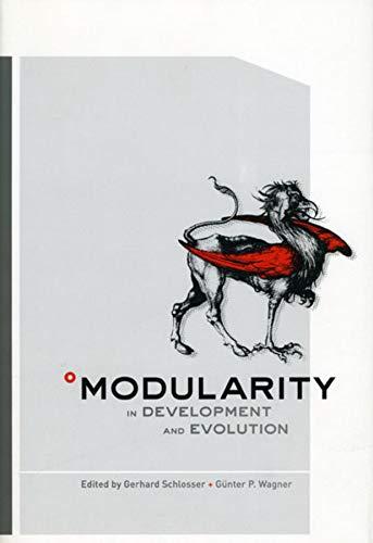 9780226738550: Modularity in Development and Evolution