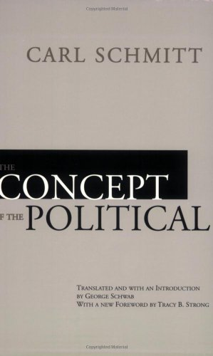 9780226738864: The Concept of the Political