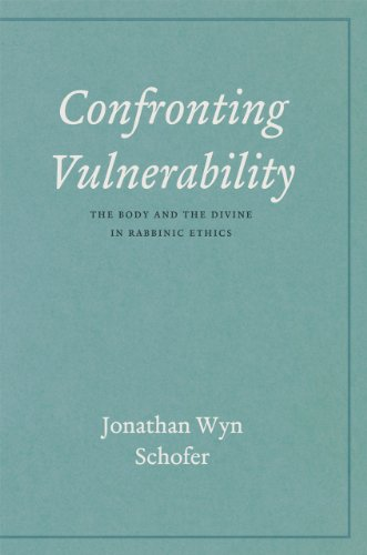 9780226740096: Confronting Vulnerability: The Body and the Divine in Rabbinic Ethics