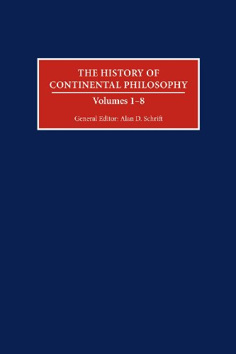9780226740461: The History of Continental Philosophy