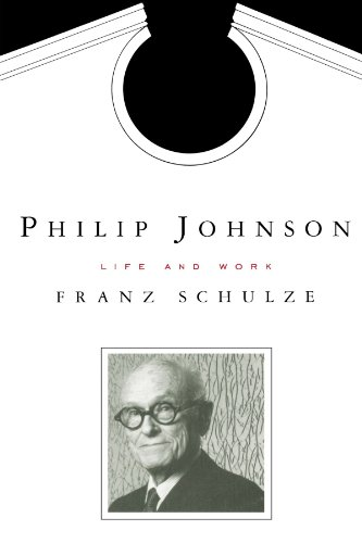 9780226740584: Philip Johnson: Life and Work