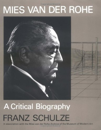 9780226740607: Mies van der Rohe: A Critical Biography
