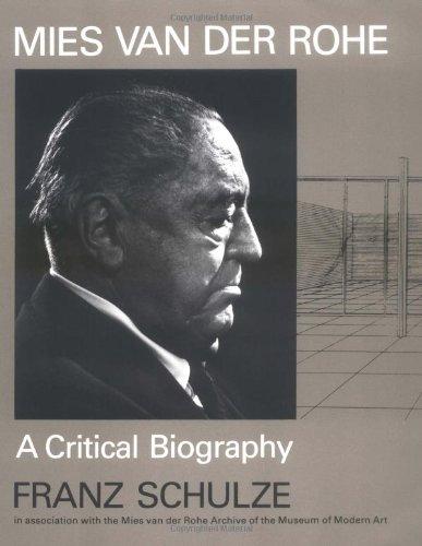 9780226740607: Mies van der Rohe: A Critical Biography