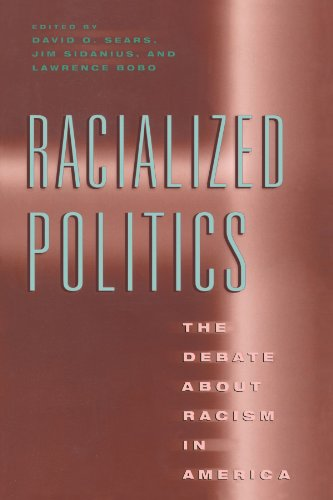 9780226744070: Racialized Politics: The Debate about Racism in America (Studies in Communication, Media, and Public Opinion)