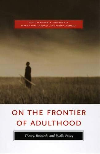9780226748900: On the Frontier of Adulthood: Theory, Research, and Public Policy (John D. and Catherine T. MacArthur Foundation Series on Mental Health and ... Transitions to Adulthood and Public Policy)