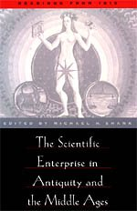 9780226749501: The Scientific Enterprise in Antiquity and Middle Ages: Readings from Isis (Readings from Isis S)