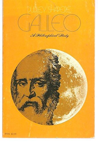 9780226750071: Galileo: A Philosophical Study