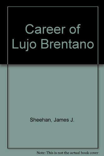 9780226752099: Career of Lujo Brentano