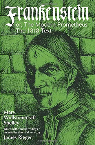 9780226752273: Frankenstein, or the Modern Prometheus: The 1818 Text