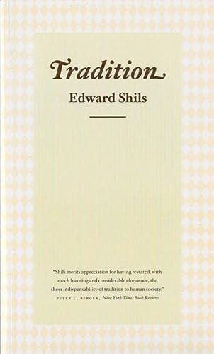 9780226753263: Tradition