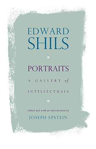 9780226753379: Portraits: A Gallery of Intellectuals