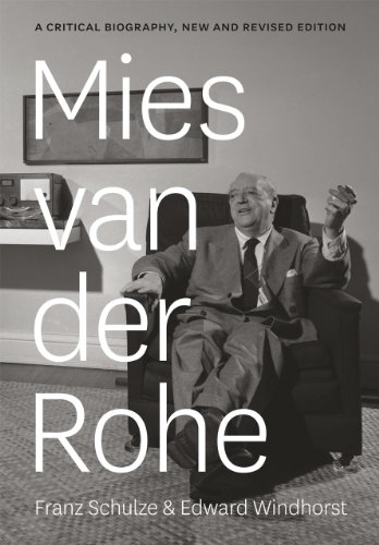 9780226756004: Mies van der Rohe: A Critical Biography
