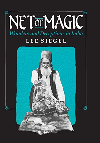 9780226756875: Net of Magic: Wonders and Deceptions in India