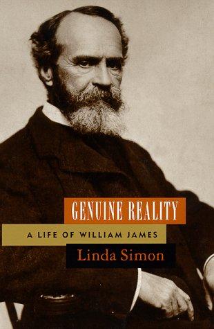 9780226758596: Genuine Reality: A Life of William James