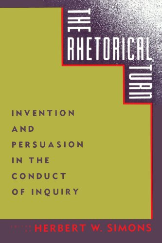 9780226759029: The Rhetorical Turn: Invention and Persuasion in the Conduct of Inquiry