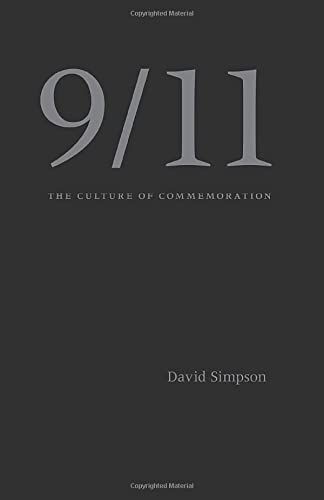 9780226759395: 9/11: The Culture of Commemoration
