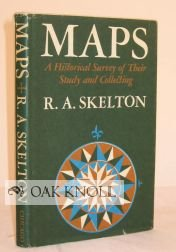 Maps: A Historical Survey of Their Study and Collecting (The Kenneth Nebenzahl, Jr., lectures in ...