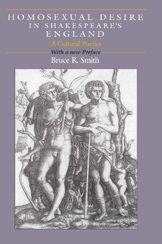 9780226763668: Homosexual Desire in Shakespeare's England: A Cultural Poetics