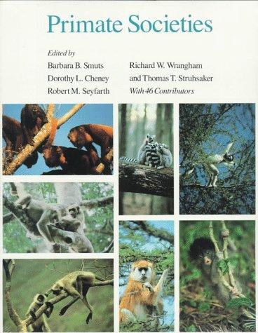 9780226767161: Primate Societies