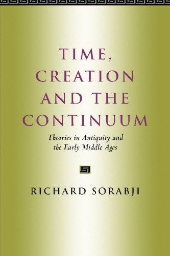 9780226768229: Time, Creation and the Continuum - Theories in Antiquity and the Early Middle Ages