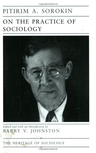 9780226768298: On the Practice of Sociology (Heritage of Sociology Series)
