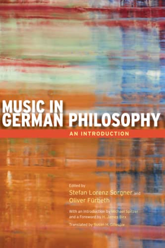 9780226768380: Music in German Philosophy: An Introduction