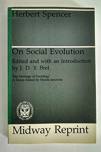 9780226768939: On Social Evolution (Heritage of Sociology Series)