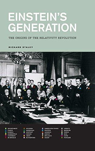 9780226770567: Einstein's Generation: The Origins of the Relativity Revolution