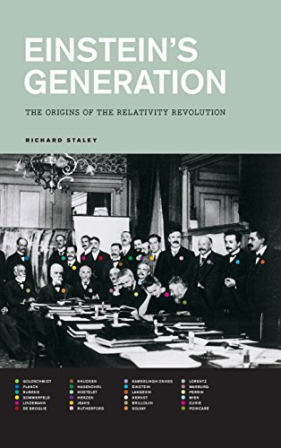 9780226770567: Einstein's Generation: The Origins of the Relativity Revolution