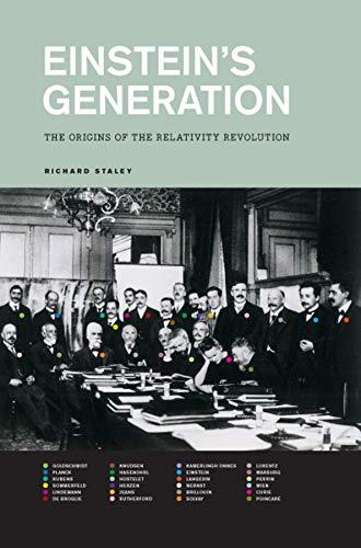 9780226770574: Einstein's Generation: The Origins of the Relativity Revolution