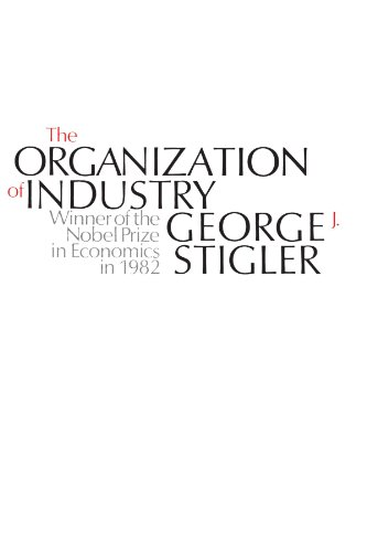 9780226774329: The Organization of Industry
