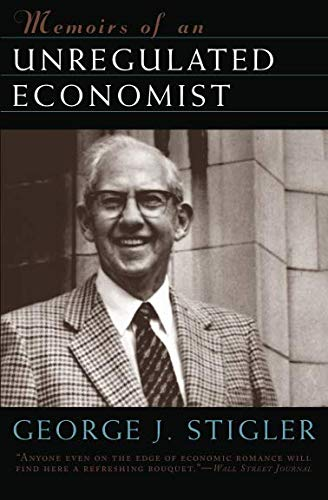 9780226774404: Memoirs of an Unregulated Economist (Cinema and Modernity)