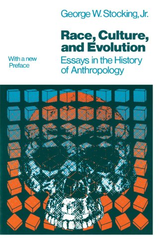 9780226774947: Race, Culture, and Evolution: Essays in the History of Anthropology (Phoenix Series)