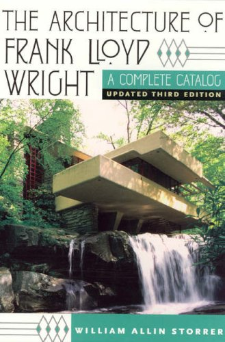 9780226776200: The Architecture of Frank Lloyd Wright: A Complete Catalog, Updated 3rd Edition