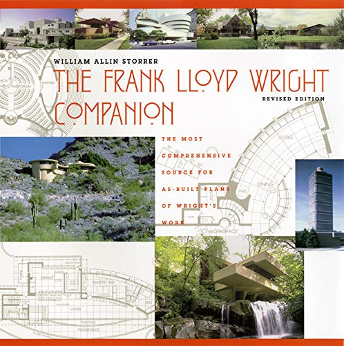 9780226776217: The Frank Lloyd Wright Companion, Revised Edition