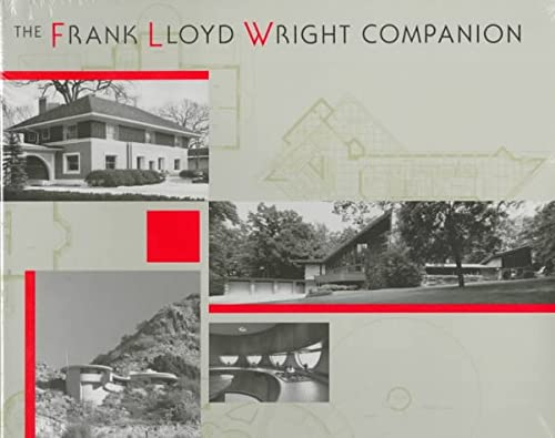 9780226776248: The Frank Lloyd Wright Companion