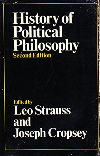 9780226776903: Title: History of Political Philosophy