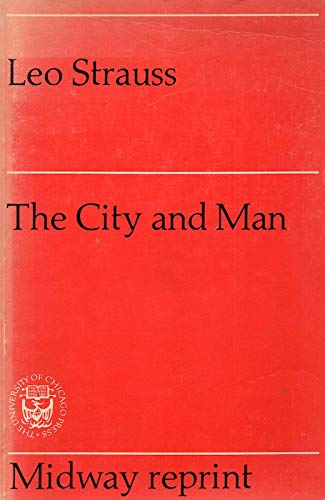 9780226776996: City and Man