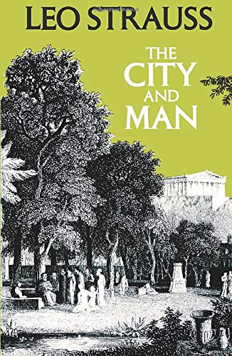 9780226777016: The City and Man