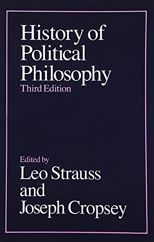 9780226777108: History of Political Philosophy
