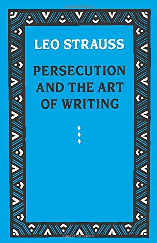 9780226777115: Persecution and the Art of Writing