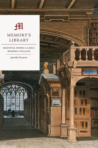 9780226781709: Memory's Library: Medieval Books in Early Modern England