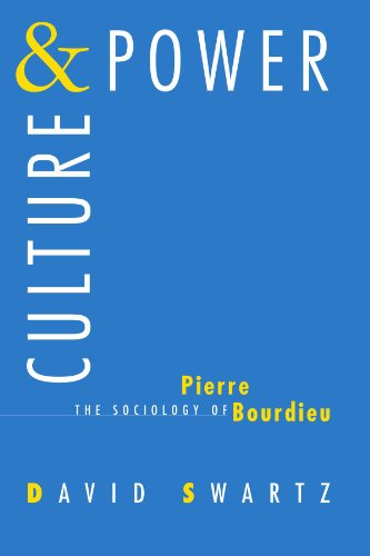 9780226785950: Culture and Power: The Sociology of Pierre Bourdieu
