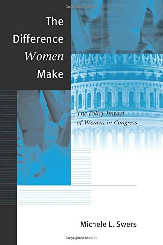 9780226786490: The Difference Women Make: The Policy Impact of Women in Congress